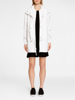 DKNY Pure Double Snap Front Jacket