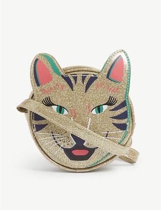 Billieblush Kids tiger-embellished crossbody bag