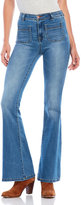 Dittos Rosie Ultra High-Rise Flare Jeans