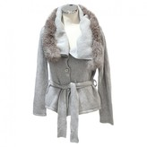 SAM. Rone Grey Cashmere Knitwear for Women
