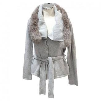 SAM. Rone Grey Cashmere Knitwear