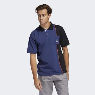 adidas Piped Polo Shirt