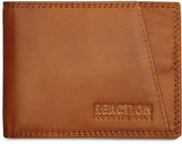 Kenneth Cole Reaction Men's RFID Kevin Slimfold Wallet