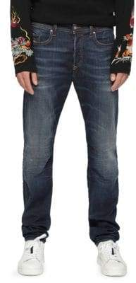 Diesel Buster Straight Leg Jeans