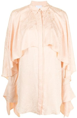 Acler Stanley draped blouse