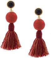 Lizzie Fortunato tassel drop earrings