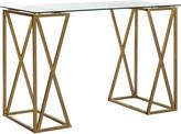 Safavieh Theresa Glass Top Desk