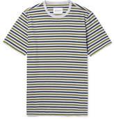 Albam Striped Cotton T-Shirt