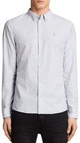 AllSaints Rocklin Slim Fit Button-Down Shirt