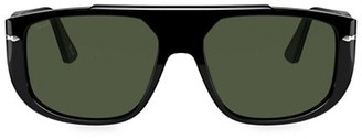 Persol 54MM Rectangular Sunglasses