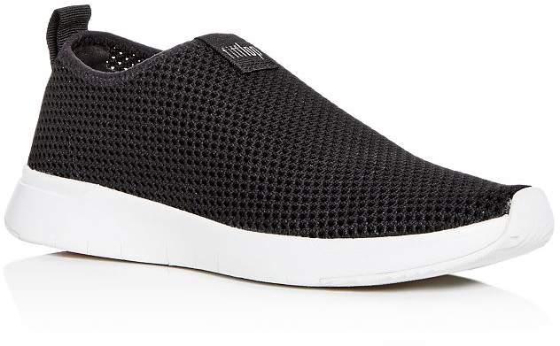 FitFlop Women's Airmesh Slip-On Sneakers