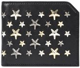 Jimmy Choo Albany Studded Wallet