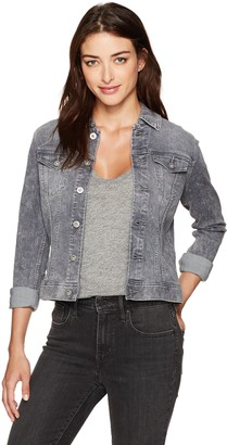 AG Jeans Women's Robyn Grey Jacket