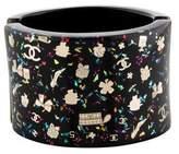 Chanel Logo Embellished Cuff