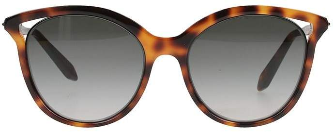 Victoria Beckham Cut Away Kitten Sunglasses