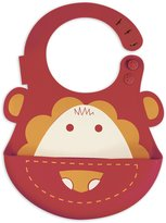 Marcus & Marcus MARCUS THE LION Adjustable Silicone Baby Bib