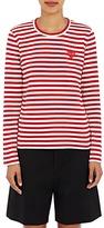 Comme des Garcons Women's Striped Long-Sleeve T-Shirt