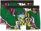 Marvel Men's Hulk Boxer Briefs