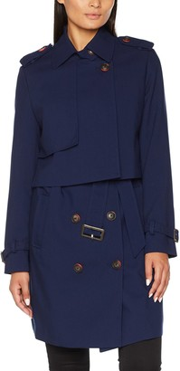 Benetton Women's Trench Coat