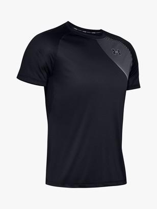 Under Armour Qualifier Iso-Chill Run Short Sleeve Running Top