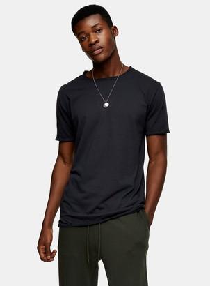 ONLY & SONS TopmanTopman Black T-Shirt