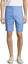 Brooks Brothers Men's Flat Front Bermuda Shorts