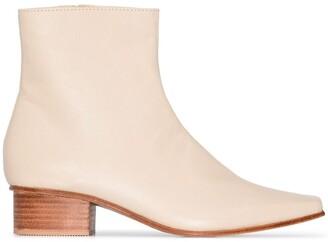 ST. AGNI Clemente 40 ankle boots