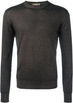 Cruciani casual sweater - men - Silk/Cashmere - 48