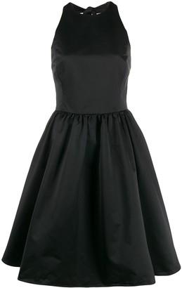 Polo Ralph Lauren Sleeveless Flared Mini Dress