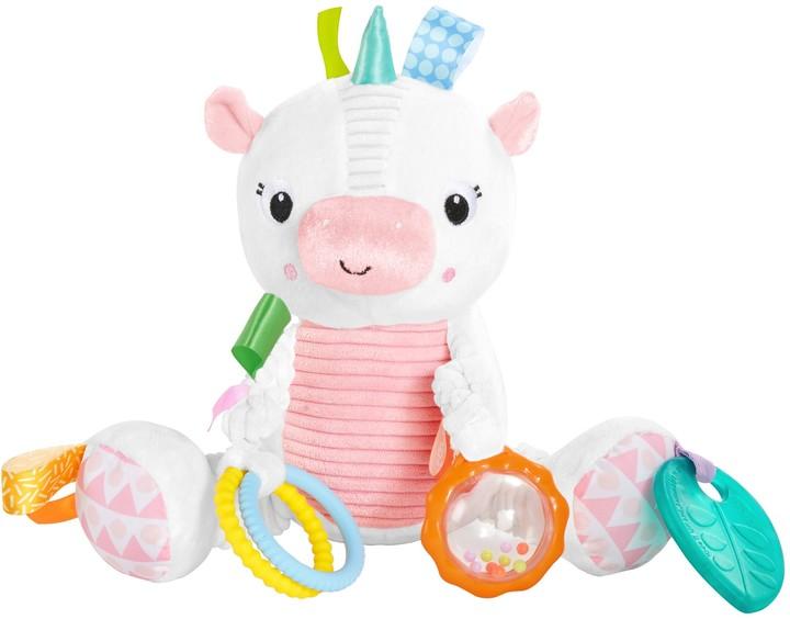Bright StartsTM Bunch-O-Fun Unicorn Plush Activity Toy