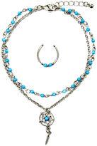 Arizona Womens 4-pc. Jewelry Set