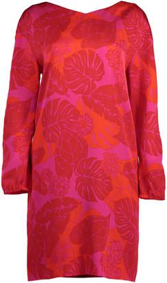 Escada Sport Dalynne Mix Floral Dress