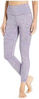 Skechers 7/8 Revival High-Waist Leggings (Cadet) Women's Casual Pants