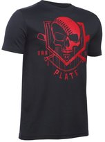 Under Armour Boys' UA Own The Plate T-Shirt
