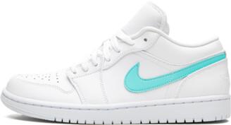 Jordan Air 1 Low 'Multicolor Swoosh' Shoes - 7.5