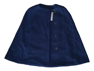 Elie Tahari Navy Wool Jackets