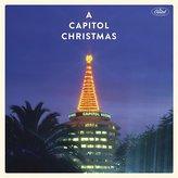 """Crate & Barrel """"A Capitol Christmas"""" Record Album"""