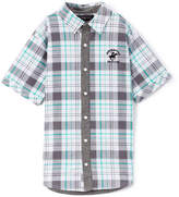 Beverly Hills Polo Club Castle Rock Plaid Button-Up - Toddler