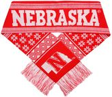 Adult Forever Collectibles Nebraska Cornhuskers Lodge Scarf