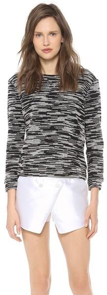Jenni Kayne Patterned Sweatshirt