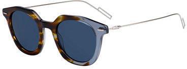 Christian Dior Master Square Acetate Sunglasses