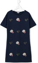 Little Marc Jacobs popcorn T-shirt dress