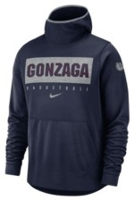 Nike Gonzaga Bulldogs Men's Spotlight Hooded Sweatshirt