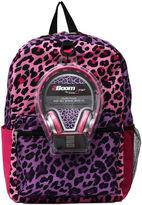 Asstd National Brand Fab Starpoint Mixed Leo Backpack - Girls 7-16