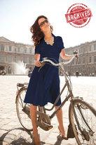 Shabby Apple Bonheur Dress Blue