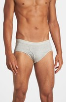 Calvin Klein Men's 4-Pack Low Rise Briefs