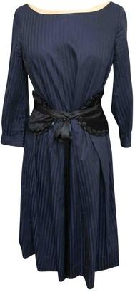 Baum und Pferdgarten Blue Cotton Dresses