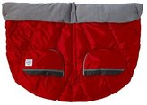 7AM Enfant Duo Double Stroller Blanket, Red by 7AM Enfant