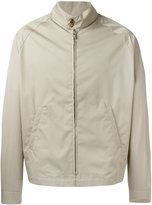 Maison Margiela classic Harrington style jacket - men - Cotton/Spandex/Elastane/Viscose - 48
