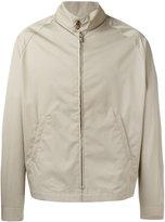 Maison Margiela classic Harrington style jacket - men - Cotton/Spandex/Elastane/Viscose - 48
